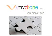 4mydrone logo per Head Article