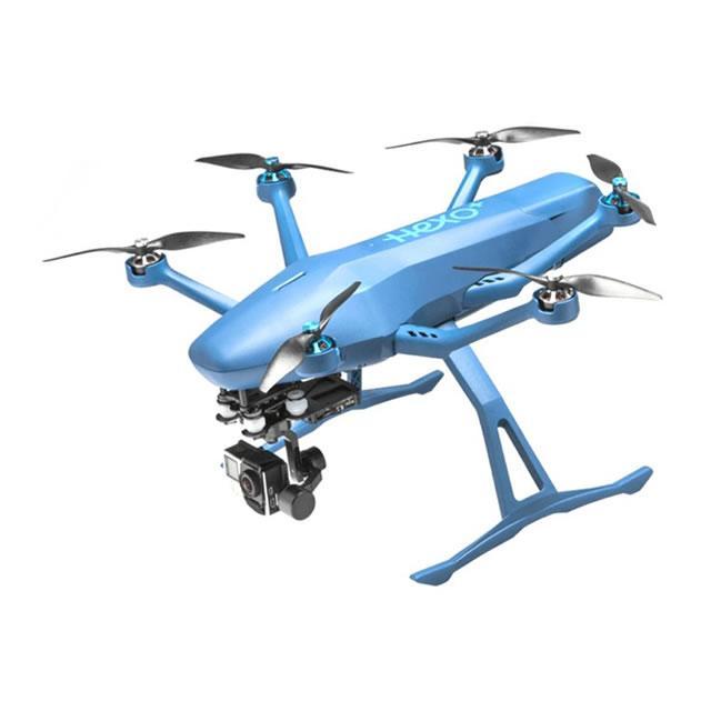 Hexo+ drone sport e selfie