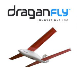 Drangafly Tango2 Drone Ala Fissa