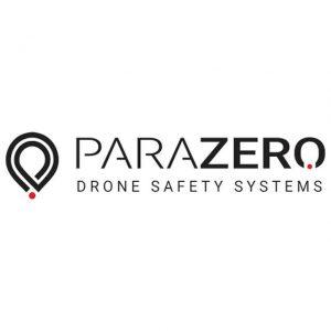 Parazero paracadute per droni e UAV