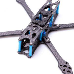 Telaio parti ricambio droni