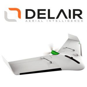 Delair Ux11 Ag Uav Ala Fissa