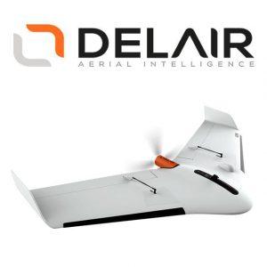 Delair Ux11 Uav Ala Fissa
