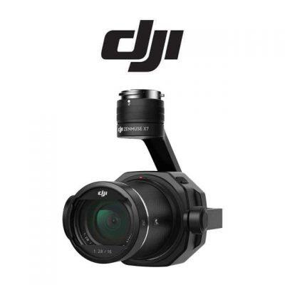 DJI Zenmuse X7 Gimbal Droni