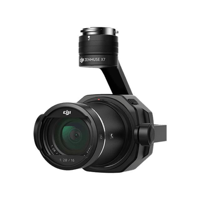 DJI Zenmuse X7 - vidcoamera gimbal drone