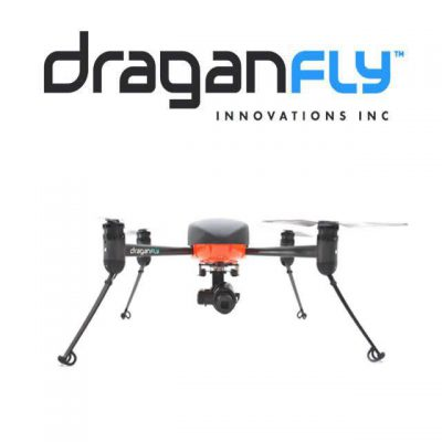 Draganfly Commander Drone Quadricottero