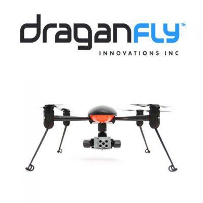 Draganfly X4-P Rededge Mx Drone Quadricottero