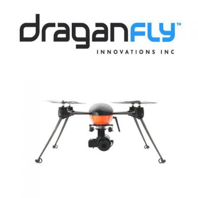 Draganflyer Guardian Drone Quadricottero