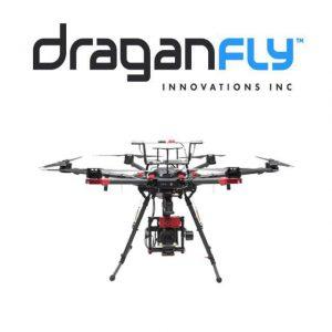 Draganflyer M600 Drone Quadricottero