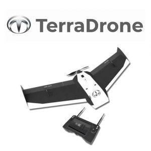 Terradrone Terra Wing Uav Drone