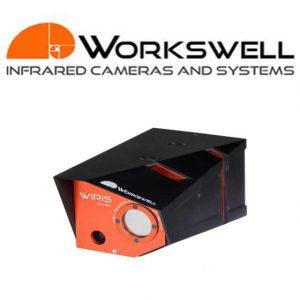 Workswell Wiris 2nd Termocamera per droni