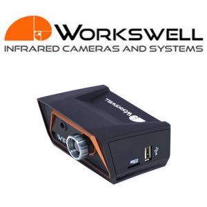 Workswell Wiris Mini Termocamera per droni e UAV