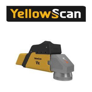 Yellowscan Vx_DL Laser Scanner Drone