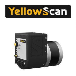 YellowScan Surveyor Laser Scanner Drone