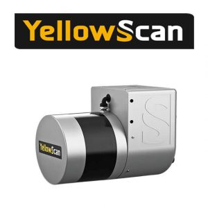 YellowScan Surveyor Ultra Laser Scanner Drone