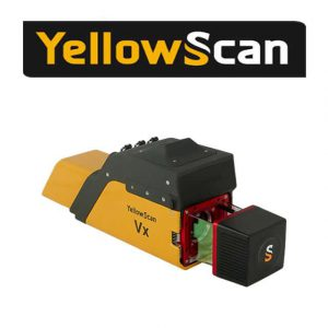 YellowScan Vx20 Laser Scanner Drone