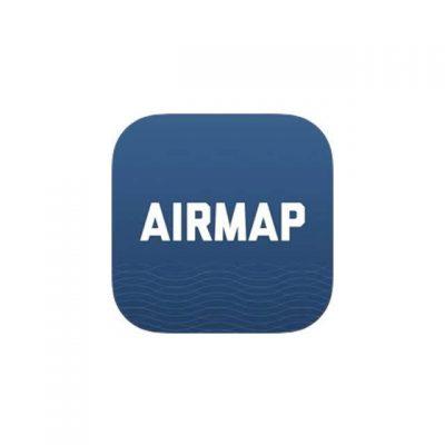Airmap iOS App Droni Fly Zones