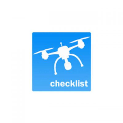 Dji Drone Flight Checklist App Android