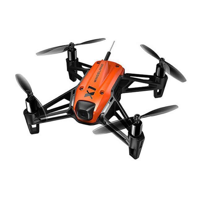 Wingsland X1 Drone Racing