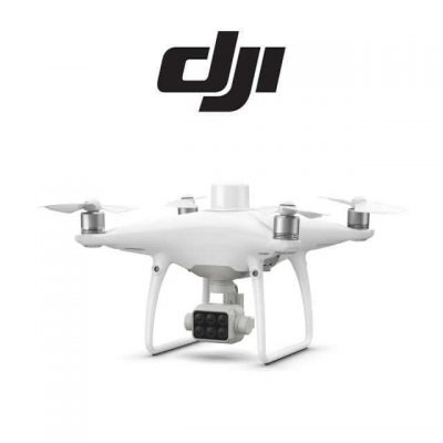 Dji P4 Mutispectral Drone Professionale Ala Rotante