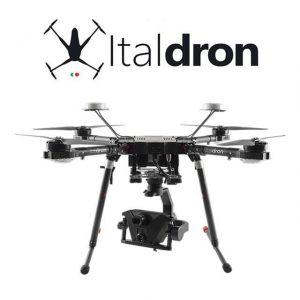 Italdron Evo 4HSE RTK Drone Professionale Ala Rotante