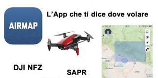 AirMap App Android e Ios