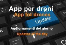 App per Droni Aggiornamenti