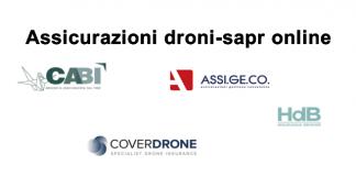 Assicurazioni Droni-Sapr Online