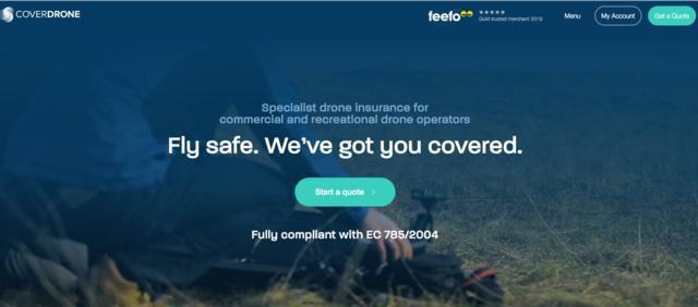 Coverdrone Assicurazione Droni Sapr