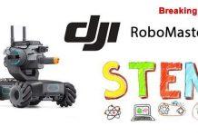 Dji Stem Education Robomaster S1