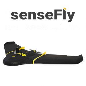 Sensefly EBee Plus Drone SAPR Ala Fissa Professioale
