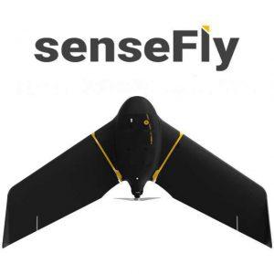 Sensefly Ebee X Drone Ala Fissa Professionale