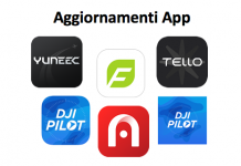 App per Droni Aggiornate