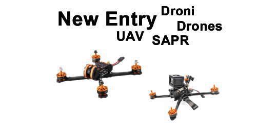 Droni Sapr Uav