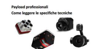 Paylaod Professionali Specifiche Tecniche