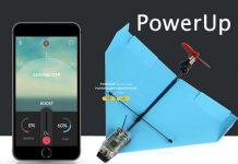 Powerup Droni Ali Carta