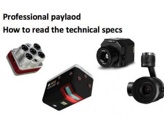Professional Paylaod Technical Specs
