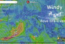 Windy Previsione Vento