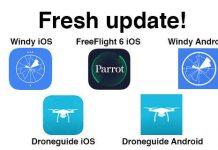 App Drones Update