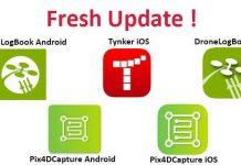 App Drones Update 10.02.20