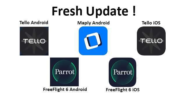App Drones Update 13.02 2.1