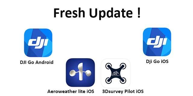 App Drones Update 15 02
