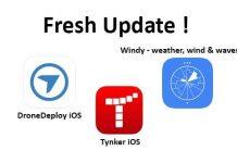 App Drones Update 25 02 20