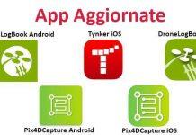 App Droni Aggiornate 10.02.2020