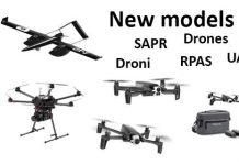 New Models Droni Drones 25 02 20