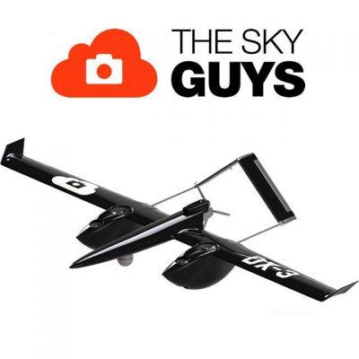 Theskygys DX 3 Vanguard Drone Ala Fissa