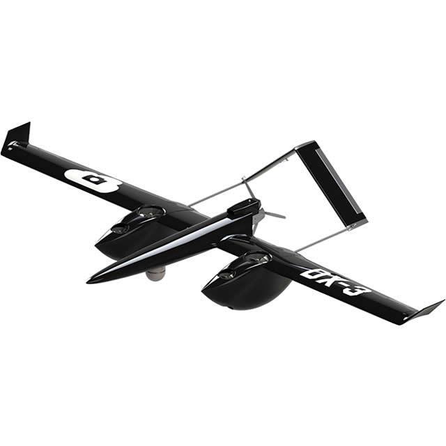 Theskygys DX 3 Vanguard Drone Professionale Ala Fissa