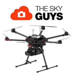 Theskygys LX 1 Echelon professional drone rotors