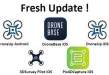 Update App Drones 19 02 20