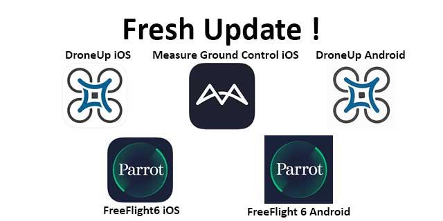 App Drones Update 06 03 20